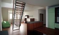 Podkrovný byt vširšom centre Bratislavy